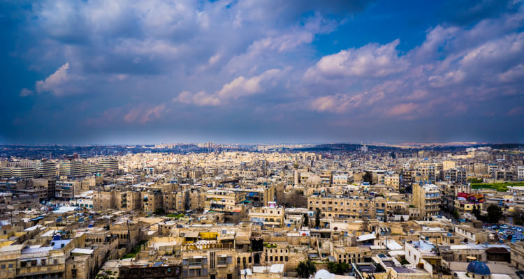 Aleppo, Home Sweet Hope!