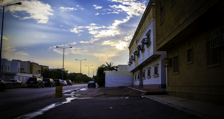 Riyadh after the Rain