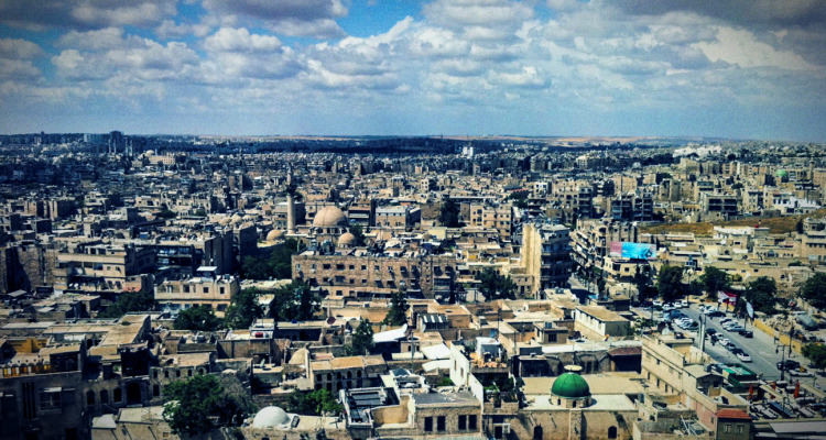 Old Photos of Old Aleppo