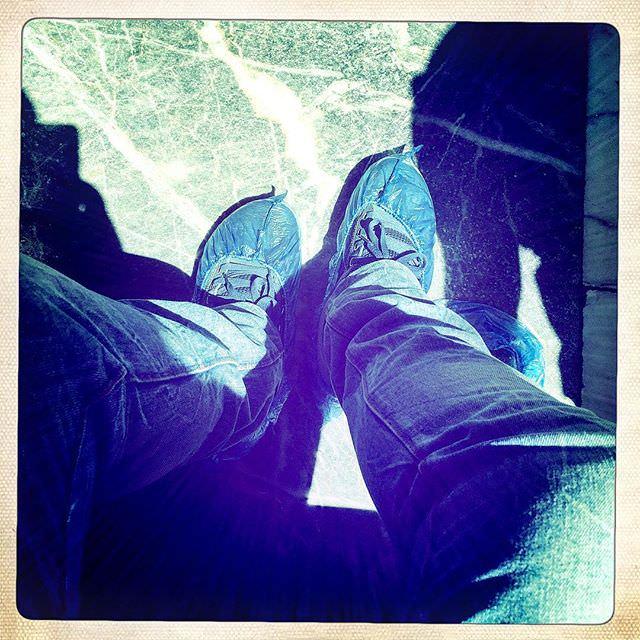 #overshoes are a necessity when you visit #mevala museum in #Konya #turkey #turkiye #mausoleum