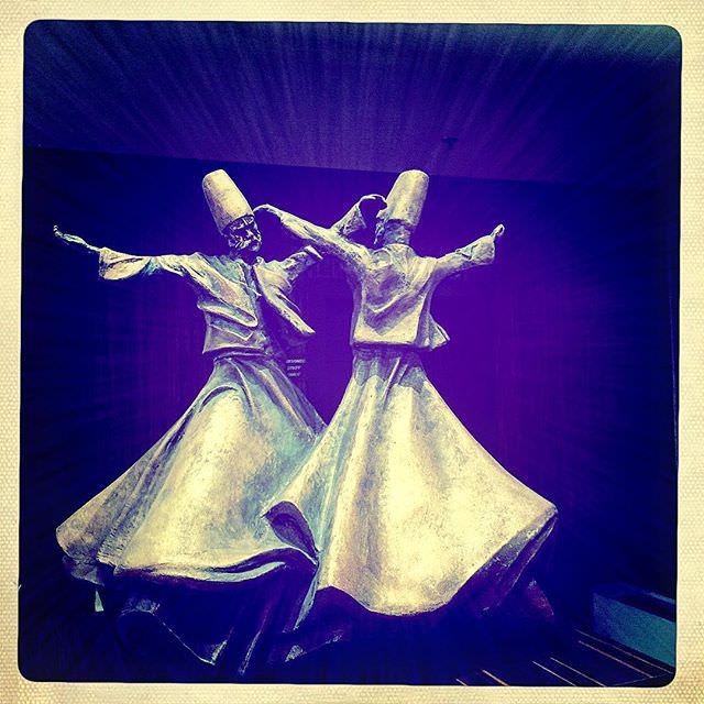 #whirling #dervishes in #Konya #dedeman hotel