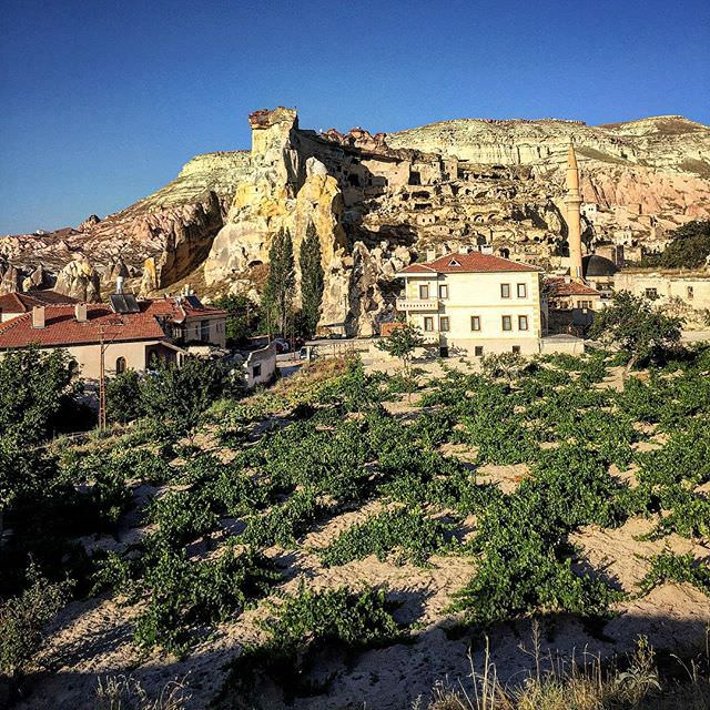 Tiny #mountains or #natural #formations that are #breathtaking and #thrilling #turkey #turkiye #Cappadocia #capadokya